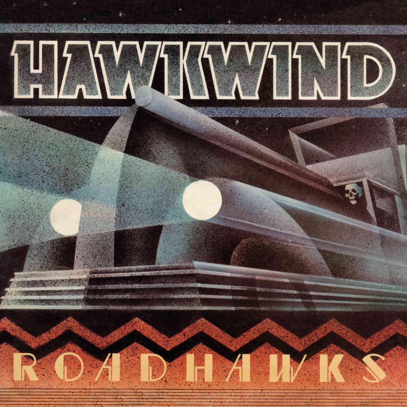 Hawkwind Roadhawks 180 Gram Remastered Vinyl Edition