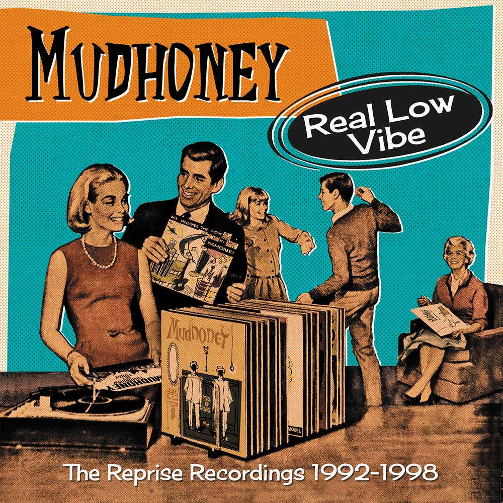 Image result for mudhoney real low vibe