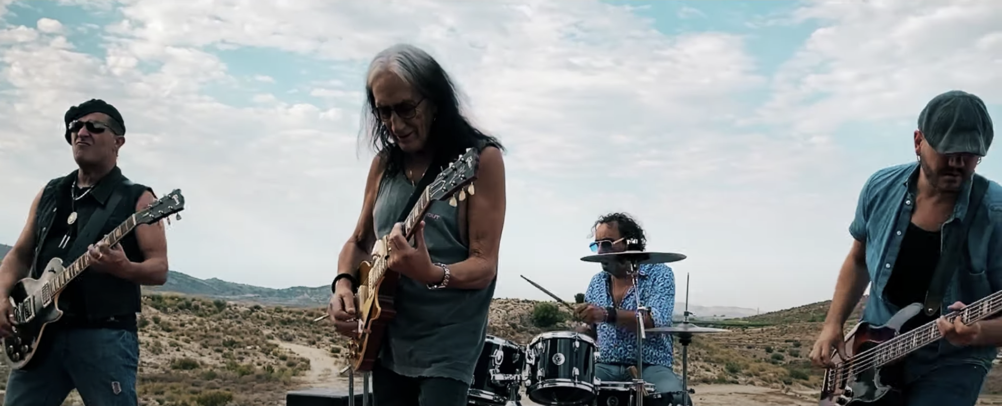 KEN HENSLEY| Have you seen the brand-new music video for Ken Hensley's  'Lost (My Guardian)'? Watch and stream the track here! - Cherry Red Records